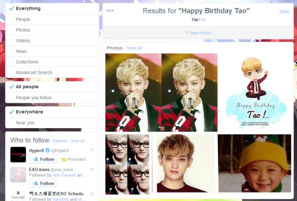 Happy Birthday tao -2