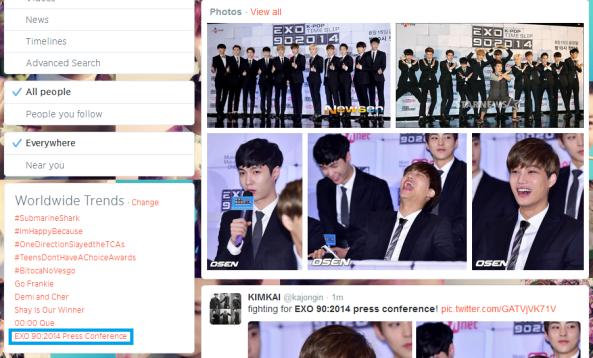 EXO trends-811#2