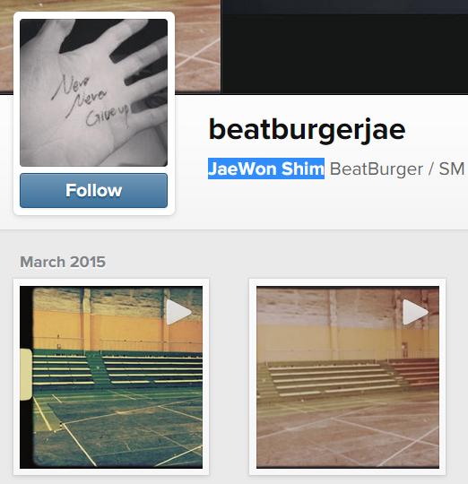 150304 shim Jaewon instagram update